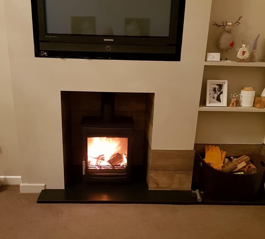 Happy cozy customers lakewood stoves for Lakewood wood stove